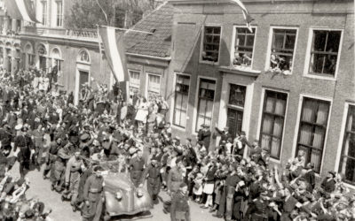 Project 75 jaar vrijheid in West-Friesland