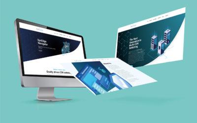 Nieuwe website en productsheets voor SynEdge