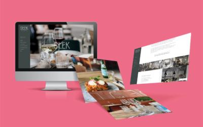 Nieuwe website voor Restaurant Stek in Amsterdam