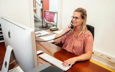 Werken bij Venhuis: ordermanager Nathalie